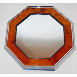 Espejo de diseño de los años 60.