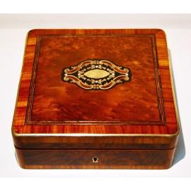 Caja - joyero Napoleon III