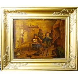 Pintura flamenca del siglo XVIII