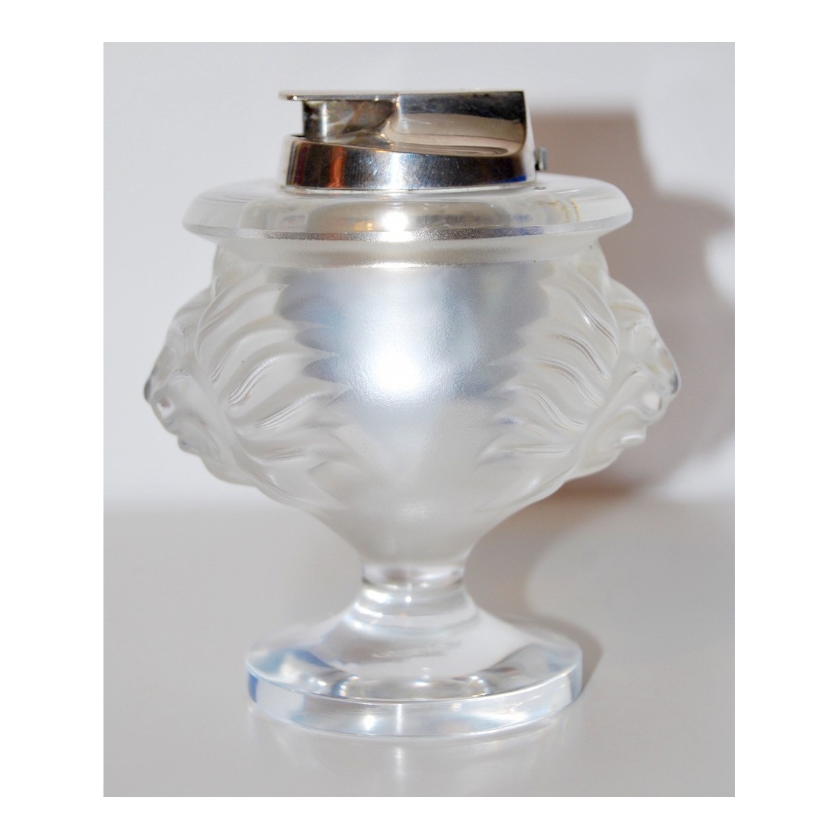 Lalique crystal lighter