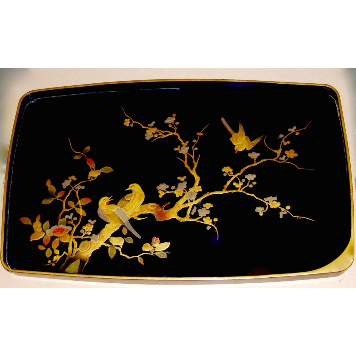 Japanese tray, beginning 20th