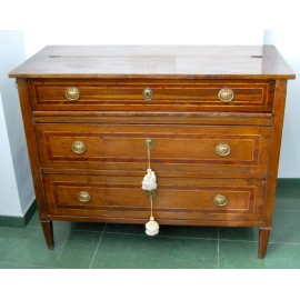 Italy commode-desk 18th