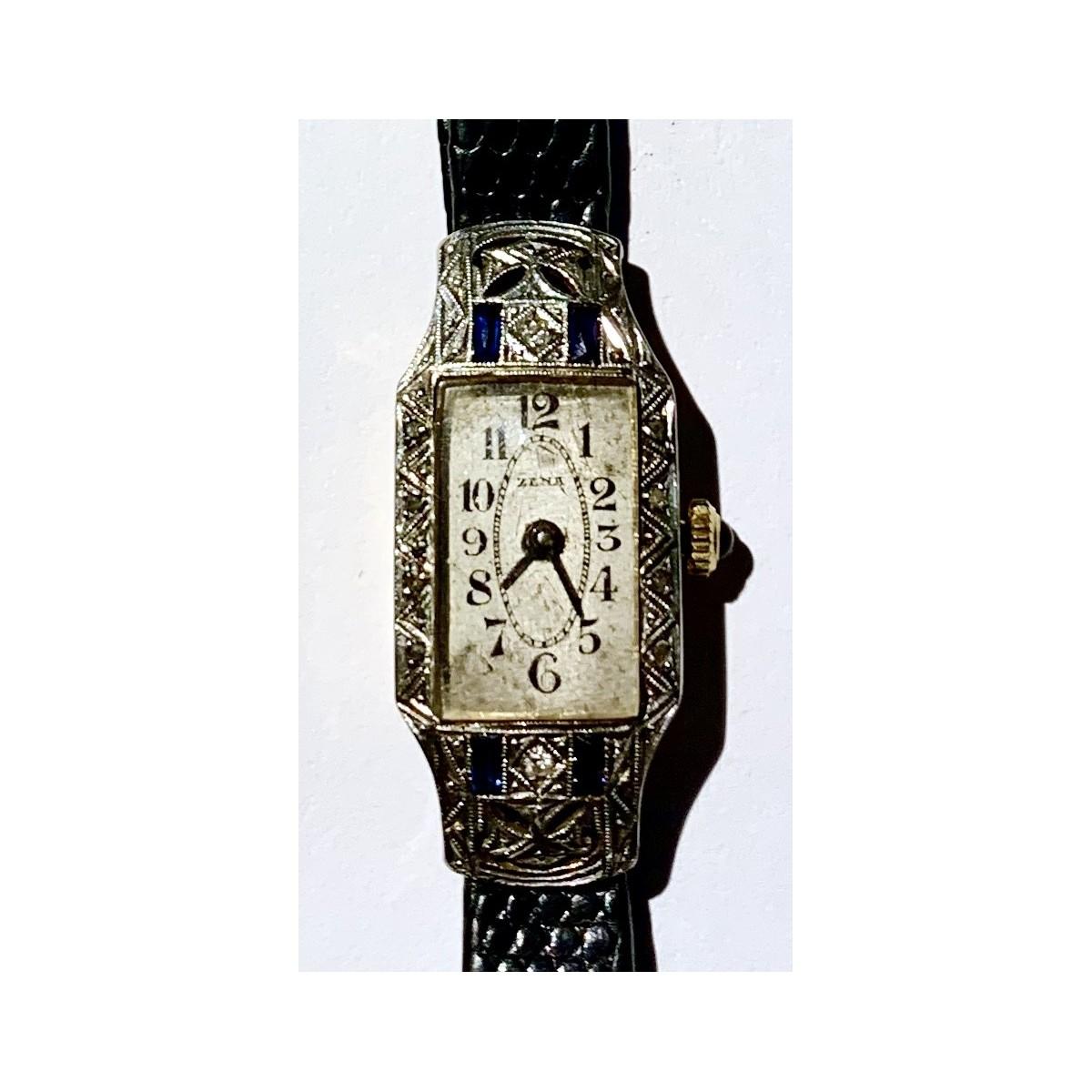 Orologio da donna d' oro, Titus Geneve Svizzera