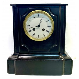 Table clock, French pendulum 19th