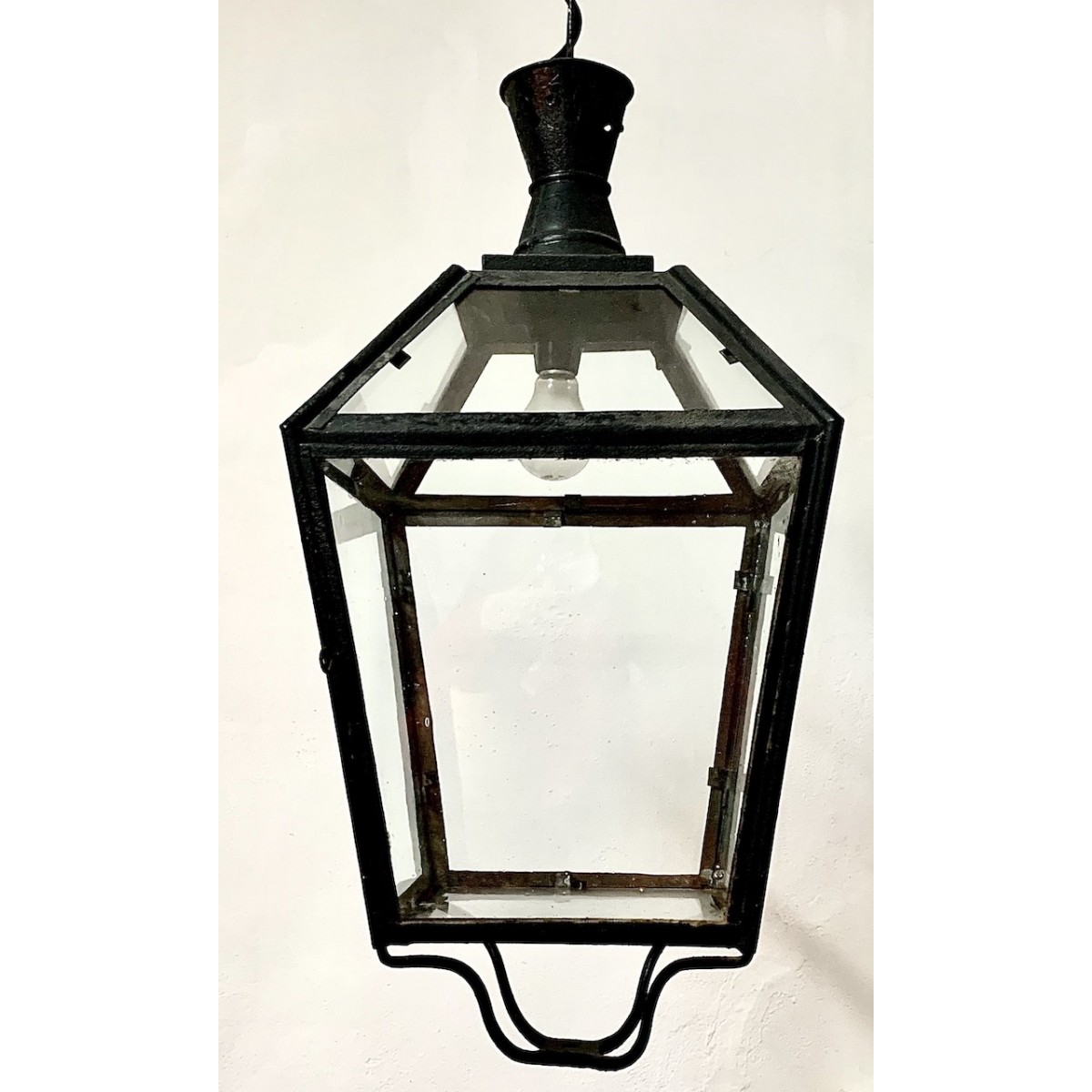 Lampada lampione da tetto primi 900
