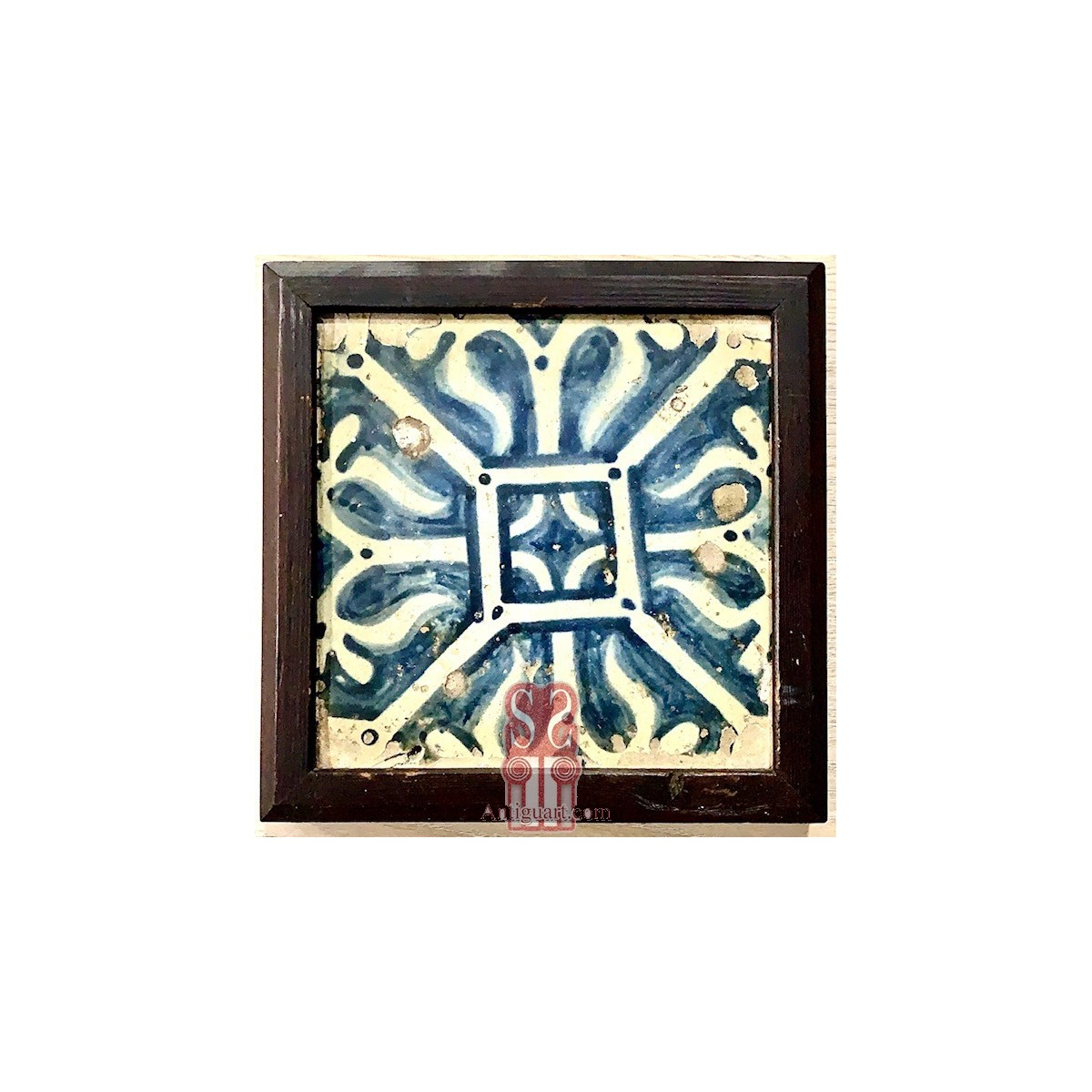 15th century tile