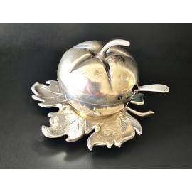 Sugar bowl sterling silver