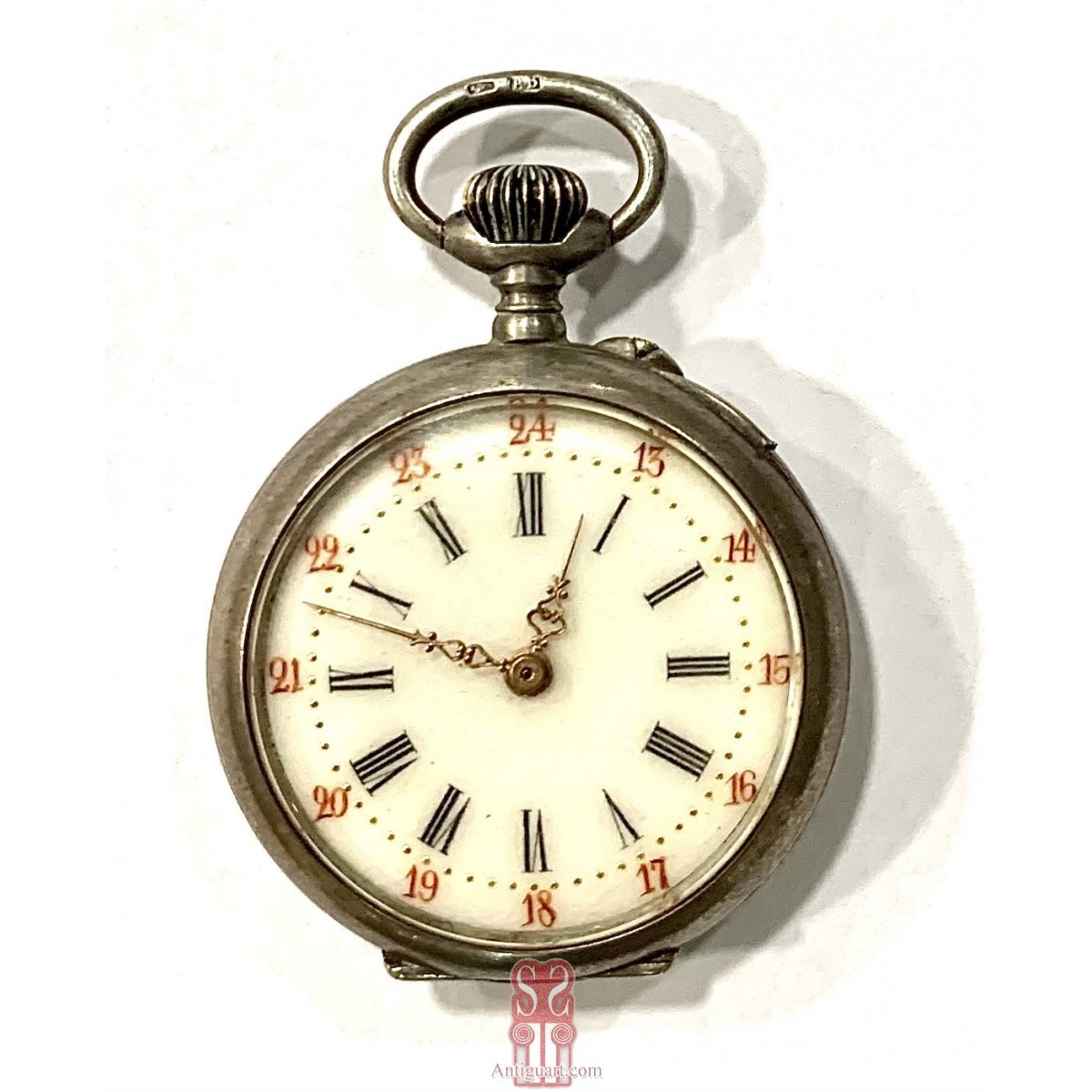 Pocket watch from the late 19th