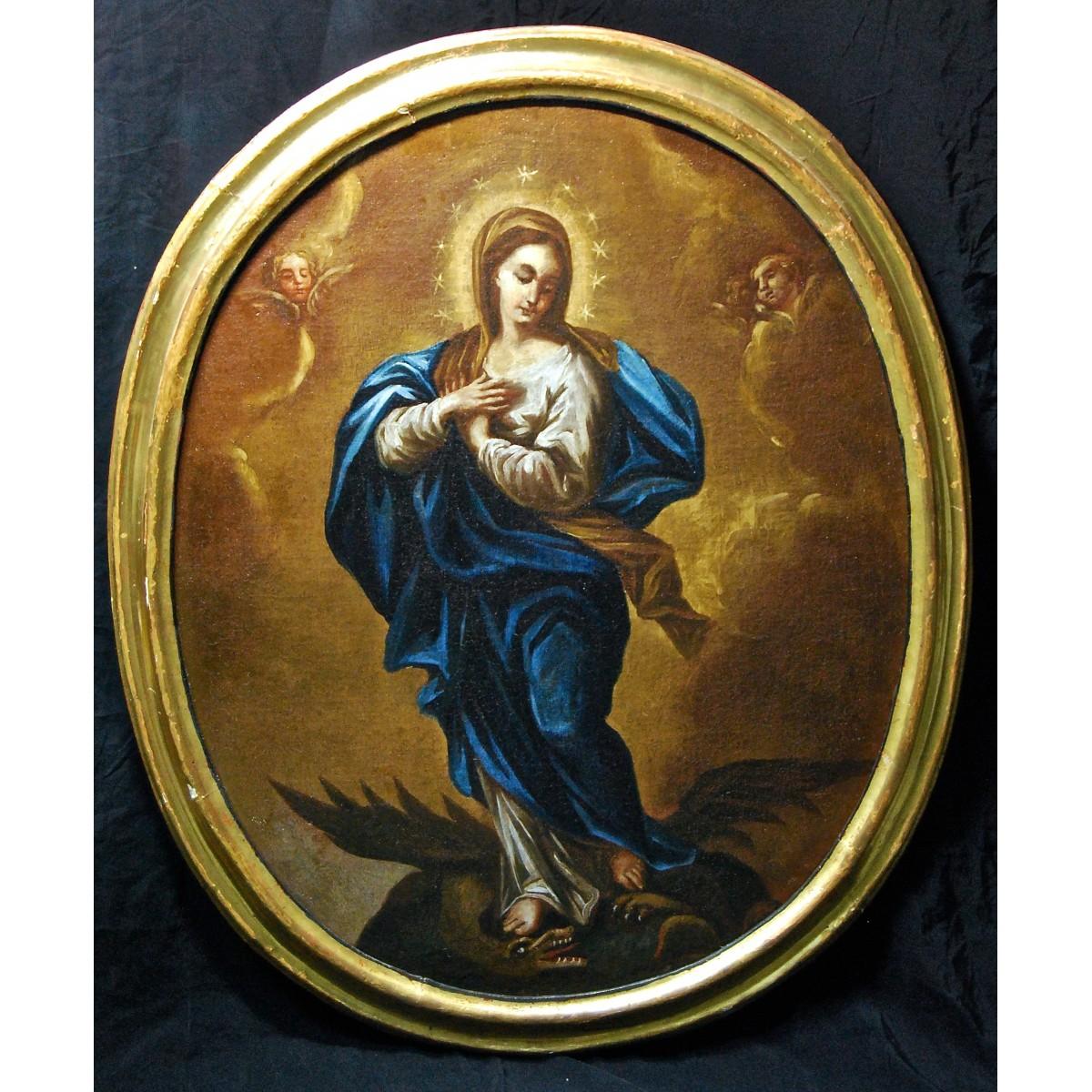 Inmaculada Concepción, principios del siglo XVIII.
