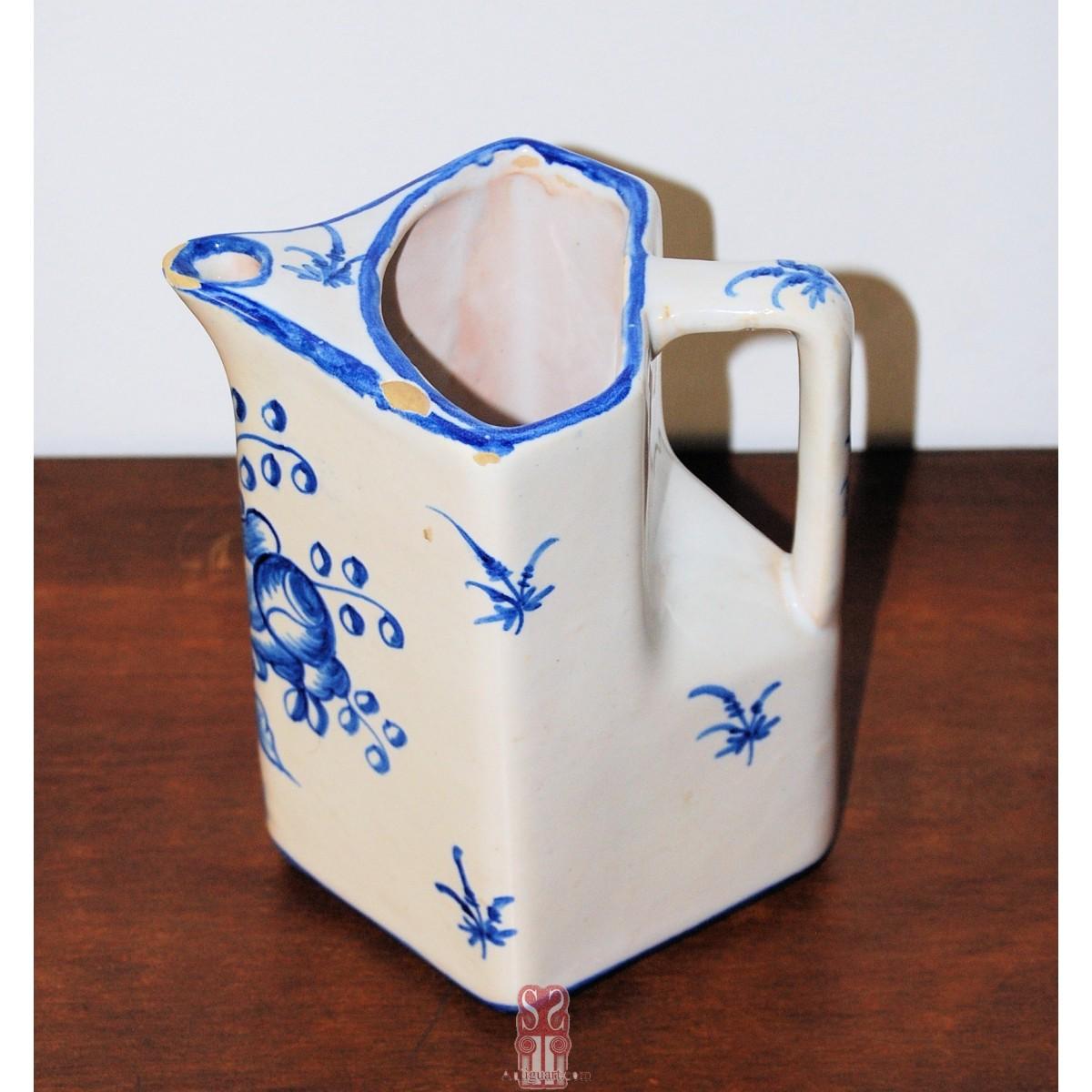 Jarrón de cerámica valenciana