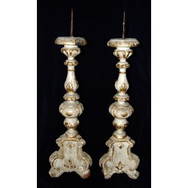 ANCIENT CANDELSTICKES, CANDLE HOLDERS.