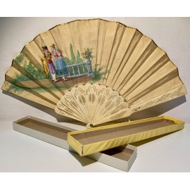 ANTIQUE HAND FANS