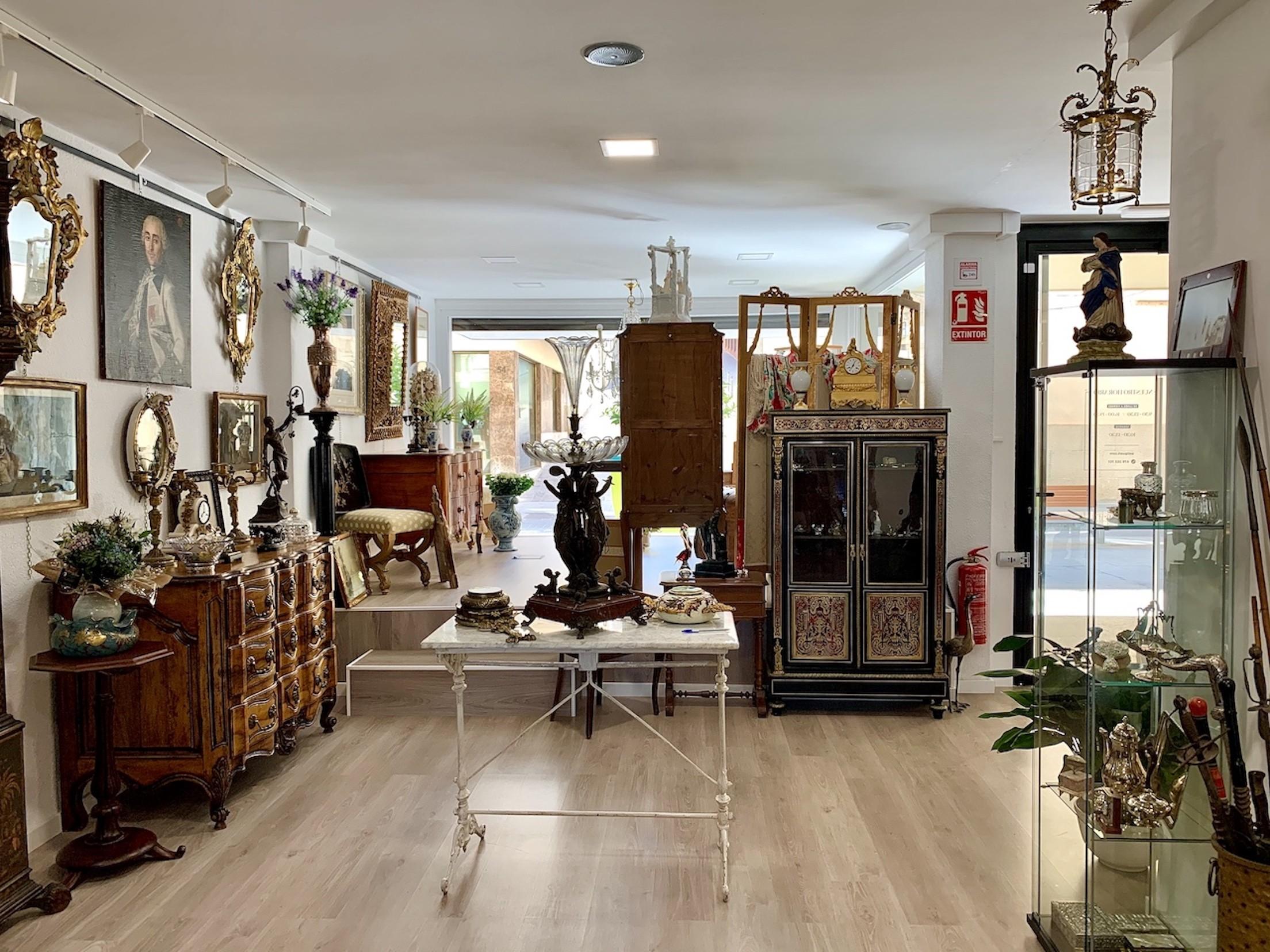 ANTIGUART decoration and antique