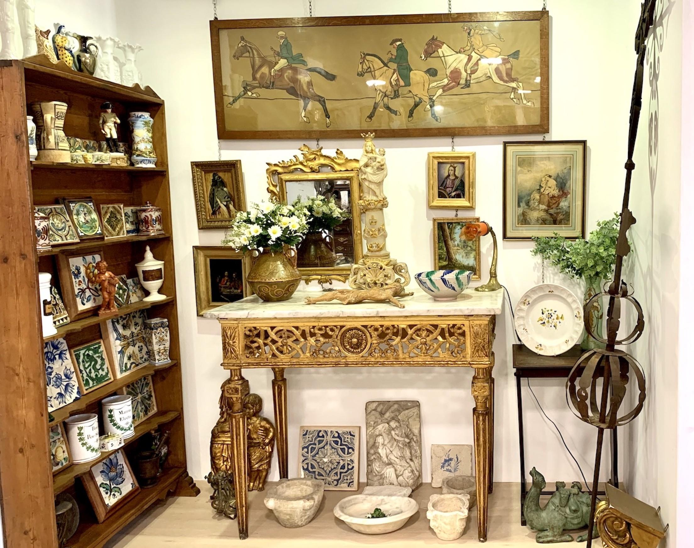 ANTIGUART venta de antigüedades